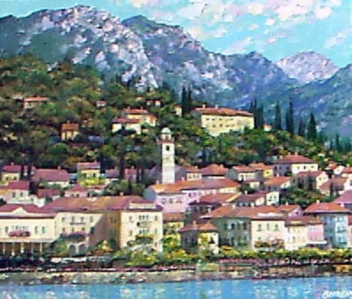 Bellagio Hillside