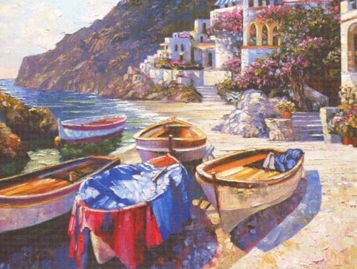 By Capri Cove