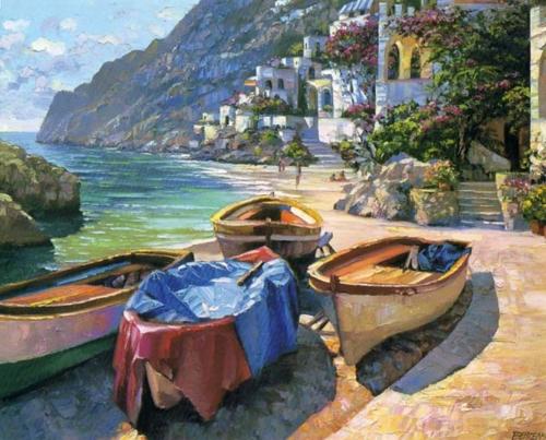Capri Boats