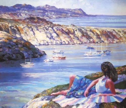 Coast of Rhodes