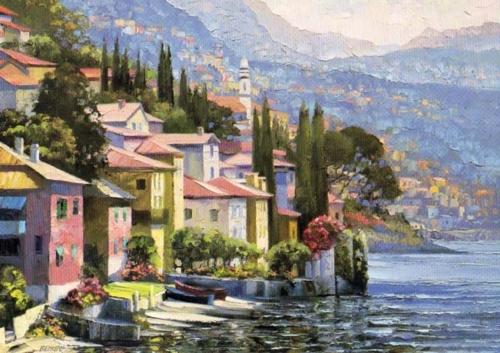 Impressions of Lake Como