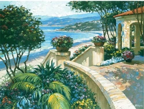 Promenade to the Sea