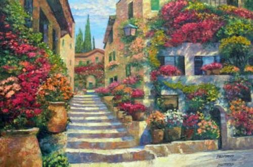 Riviera Stairs