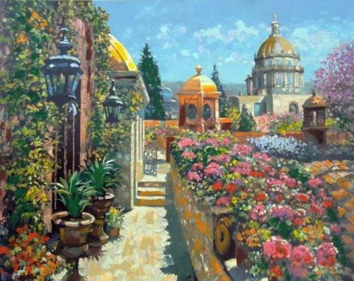 Rooftop Garden - Mexico