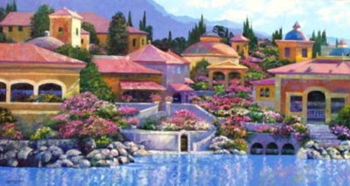 The Villas of Italy