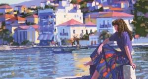 Grecian Harbor