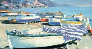 Amalfi Boats