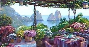 Table For Two - Capri