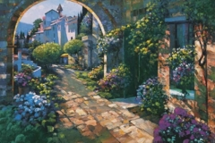 Beyond the Garden Wall (Retitled - Under the Tuscan Sun)