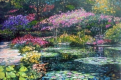 Giverny Lily Pond