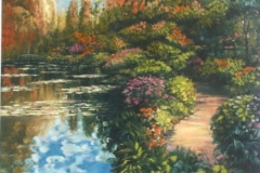 Giverny Path