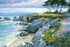 Monterey Bay - After the Rain
